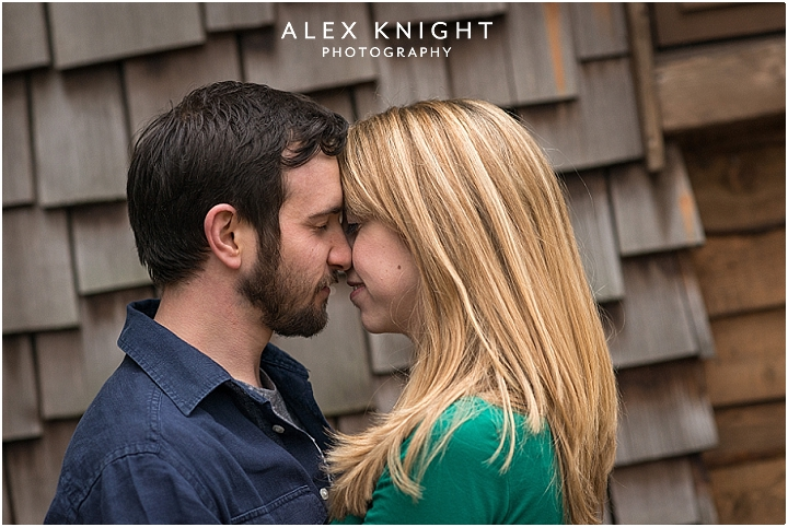 A Pre-Wedding Shoot at Alnwick Gardens