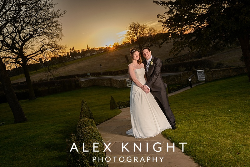 A Rogerthorpe Manor Wedding