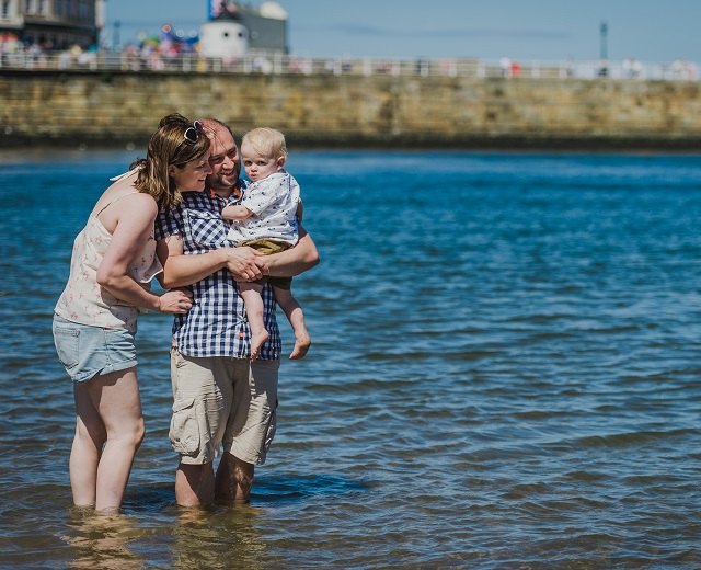 Whitby Family Photoshoot