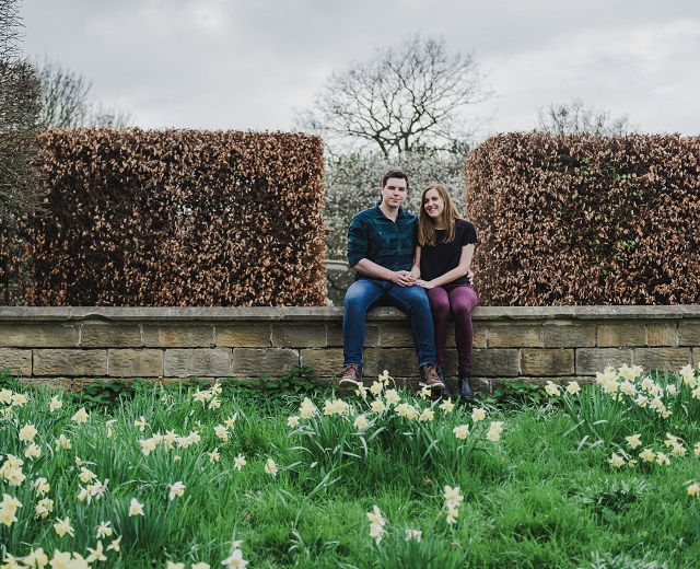 Temple Newsam Pre-Wedding Shoot